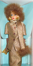 NEW 2001 BARBIE~GOLD`N GLAMOUR~Collectors` Request~RETIRED~NRFB~MINT+COMPLETE~LE