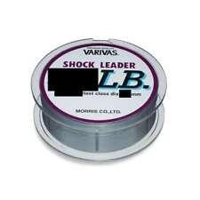 VARIVAS Shock Leader Nylon Line 50m #30 100lb  New!