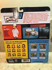 New - LUIGI Figure - WOS Simpsons PLAYMATES SERIES 14 Interactive