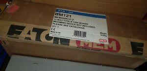 MEMSHIELD 2/ EATON DISTRIBUTION BOARD BM121 - BRAND NEW AND STILL BOXED
