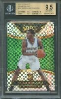 2014-15 select prizms silver #294 ANDREW WIGGINS rookie BGS 9.5 (9.5 10 9.5 9.5)