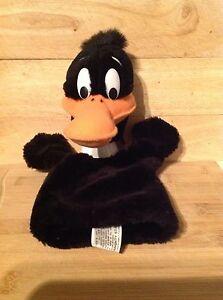 Warner Bros Daffy Duck Hand Puppet