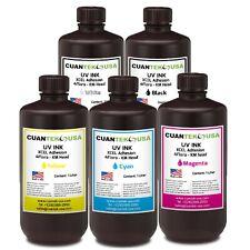 Uv Ink for Flora, Cet and other Flatbed Printers - 1 Liter Bottle
