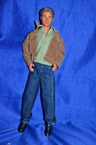 "Vintage Celebrity ""Brandon Walsh"" Doll From BEVERLY HILLS 90210 TV Show."