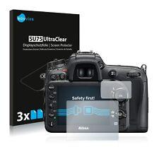 6x Film Protection écran pour Nikon D7200 Protecteur