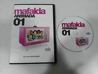 MAFALDA ANIMADA VOLUMEN 1 - DVD SLIM QUINO ESPAÑOL
