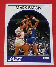 # 155 MARK EATON UTAH JAZZ 1989 NBA HOOPS BASKETBALL CARD