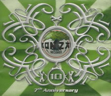 2CD-BOX * BONZAI 10 - 7TH ANNIVERSARY * ZOLEX, PUSH, INSIDER, CYCLOP, MEPHISTA