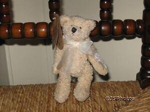 Harry James LTD UK Miniature Lovables Bear 2000 Artist
