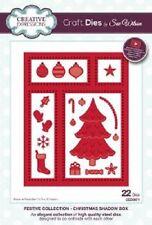 Sue Wilson FESTIVE COLLECTION Festive Collection Christmas Shadow Box CED3071