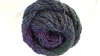 Regia Design Line Sock Yarn Hand Dyed Effect by Kaffe Fassett #8855 Night Tones