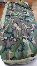 Military Issued Woodland Gortex Bivy Cover-U