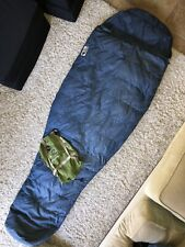 North Face Sleeping Bag - Brown Label - Down Filled