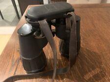 Carl Zeiss 15x60 Part Rubber Armoured Binoculars West German