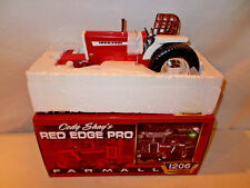 Farmall 1206 Red Edge Pro Pulling Tractor By SpecCast  1/16th Scale
