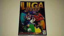 Albúm Fútbol de LIGA 1998-1999 1ª División en España de Colecciones Este
