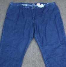 LEE RELAXED FIT Jean Pants for Men - W50 X L30. TAG NO. 80Q