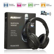 Ausdom M05 V4.0 Bluetooth WirelessStereo Headset Headphone Earphone for Phone