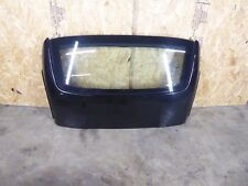 BMW E89 Z4 Convertible Hard Top Glass Lid Cover OEM 2009-2016
