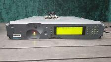 TANDBERG VOYAGER e5788 L-band modulatore HD dsng codificatore MPEG - 2 4:2:2 HD