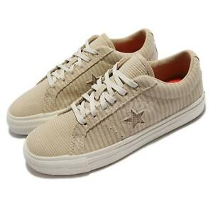 Converse One Star Ivory White Men Unisex Casual Lifestyle Shoes Sneakers 171553C