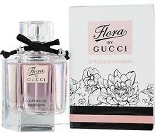 FLORA BY GUCCI GORGEOUS GARDENIA * Gucci 1.6 oz / 50 ml EDT Women Perfume Spray