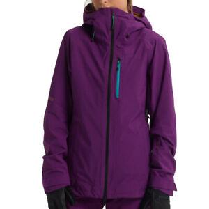 Burton W AK Gore-Tex Upshift Jacket Charisma Ski Snowboard Jacke Gr.S *SALE* NEU