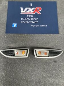 GENUINE VAUXHALL CORSA D / E VXR SIDE INDICATOR REPEATER AND SURROUNDS