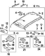Subaru 92011SC033LO | SUNVISOR AY LH | #11 On Picture