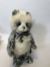 ALEXANDRA Panda by Charlie Bears 15.5 inches 🐻U. S. ship SAVE $ very sweet face