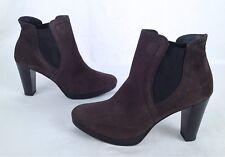 Paul Green Chelea Booties- Grey- Size 8.5 US/ 6EU $445 (PG1)