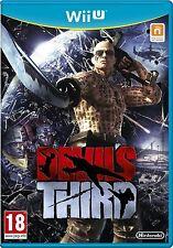 Devil's Third (Nintendo Wii U) NEW & Sealed