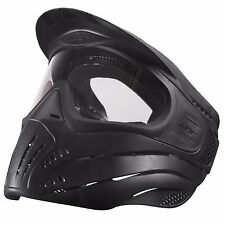 Jt Premise Single Pane Mask - Black - Paintball