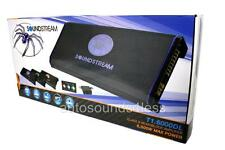 NEW Soundstream Tarantula T1.6000DL 6000 Watts Mono Class D Subwoofer Amplifier