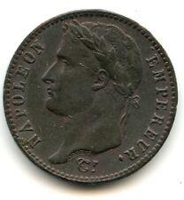 FRANCE Napoleon I  20 Francs 1809 A (Paris mint ). Bronzed Tin Pattern (Essai)