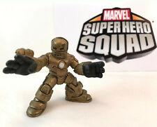 Iron Man 2 Marvel Super Hero Squad Iron Man Mark I from Armor Evolutions 3-Pack