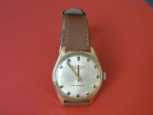 Schöne Kienzle Markant Herren Vintage Armbanduhr 60er Jahre, Handaufzug, Germany