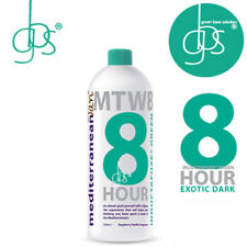 SPRAY TAN SOLUTION - MediterraneanTan®  8 HOUR Exotic Dark - GBS® - 12.5% DHA