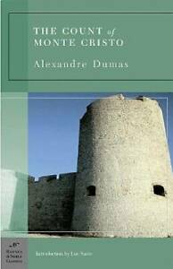The Count of Monte Cristo - Paperback By Alexandre Dumas - GOOD
