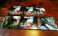 Rhapsody of Fire / Luca Turilli - Triumph of Agony Limited Italy Fan Cd Perfetto