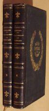 SCHILLER F. - HISTOIRE DU SOULEVEMENT DES PAYS-BAS - COMPLET 2/2 - 1827