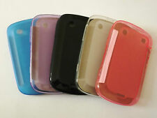 NEW STYLISH TPU GEL CASE FOR BLACKBERRY BOLD 9900/9930