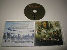 LORD OF THE RINGS III/SOUNDTRACK/HOWARD SHORE(REPRISE/9362-48521-2)CD ALBUM