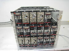3 Endevco 4948 control racks with 12 signal conditioners 2775A and 5 charge amps