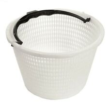 Waterway Renegade In-ground Swimming Pool skimmer basket with handle 542-3240