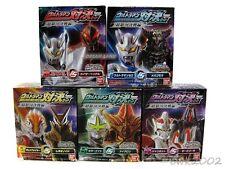 Bandai PHVS Ultraman Zero Movie Candy Toy Vinyl Figure Set of 5 Belial Kaiju