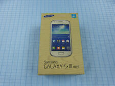 Samsung Galaxy S3 mini GT-I8200N 8GB Weiß! Ohne Simlock! TOP ZUSTAND! OVP!