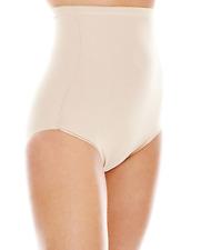 Naomi & Nicole Comfortable Firm High-Waist Brief 775 in Nude, Medium