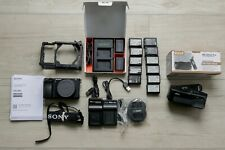 Sony Alpha a6300 package **MANY EXTRAS**