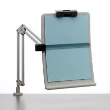 Leggio Braccio portacopie flessibile altezza regolabile ergonomico